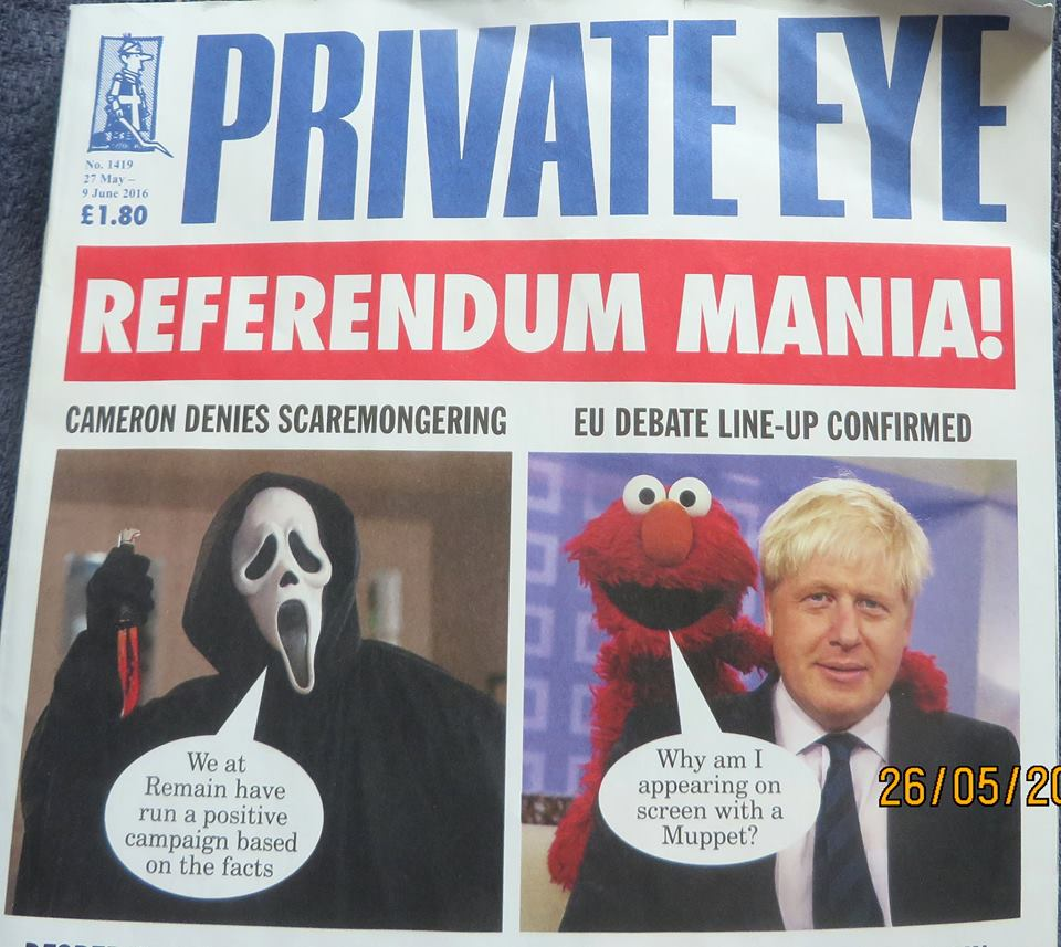 Brexit-shock