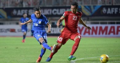 thai-and-indonesian-players-in-the-first-leg-of-the-aff-suzuki-cup-2016