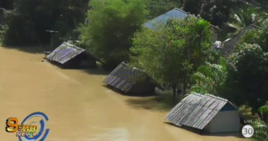 Floods in Surat Thani
