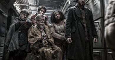 John Hurt in 'Snowpiercer'