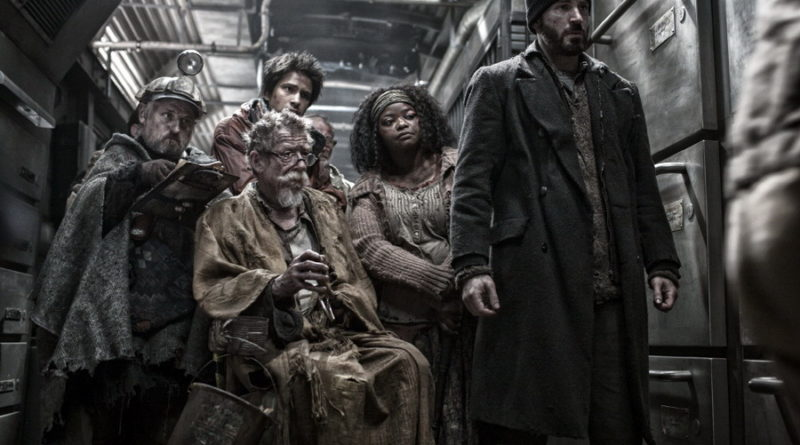 John Hurt in 'Snowpiercer'