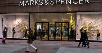 Marks &Spencer store in China