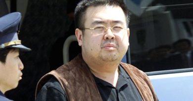 North Korean leader's half-brother Kim Jong Nam, (2)