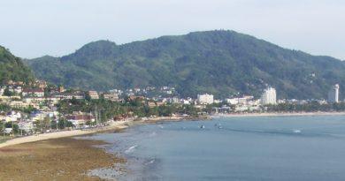 Phuket's beaches