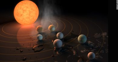 The Trappist-1-planetary-system