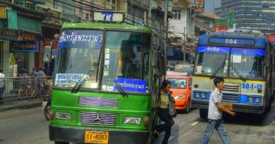 Bangkok buses