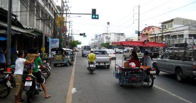 Chonburi street