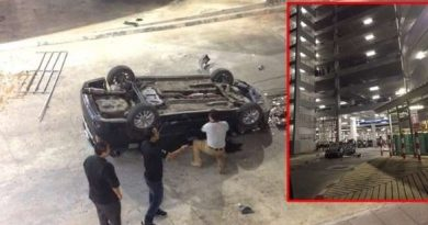 HatYai car accident,new