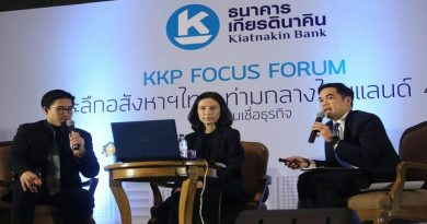 Kiatnakin Bank forum