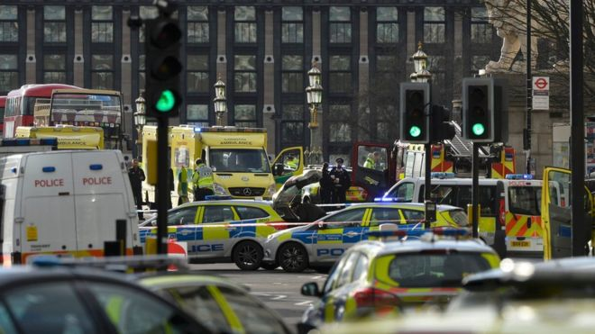 London attack new