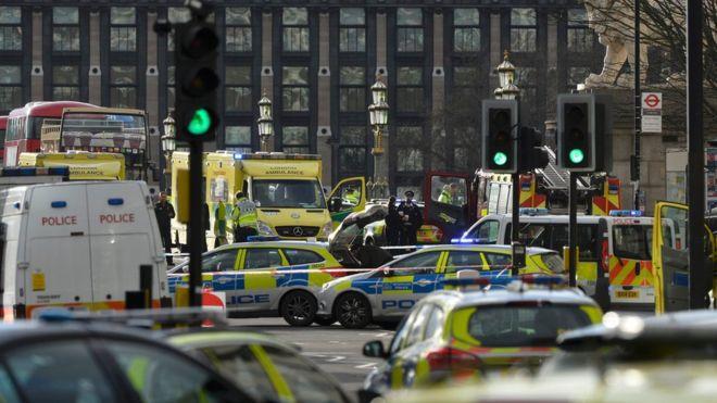 London attack new