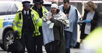 London attack victims