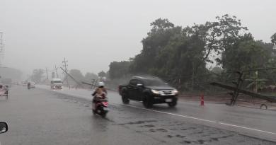 Phuket storm