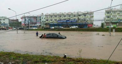Rayong storm