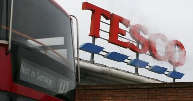 Tesco sign in UK