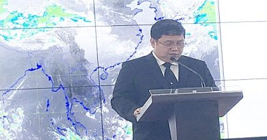 Thai Meteorological Department chief Wanchai