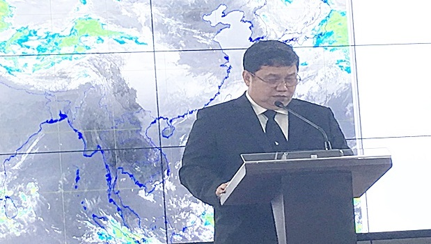 Thai Meteorological Department chief Wanchai
