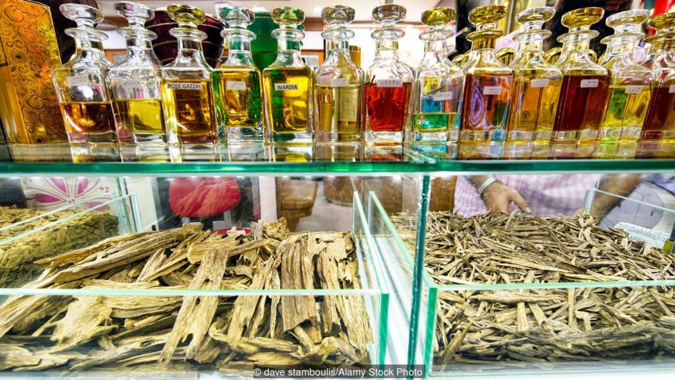 The scent that is pricier than gold