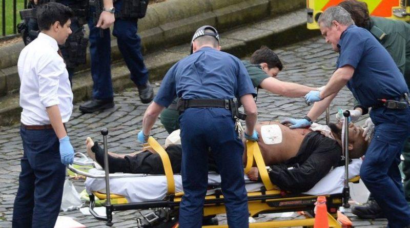 Westminster attack perpectrator Khalid Masood
