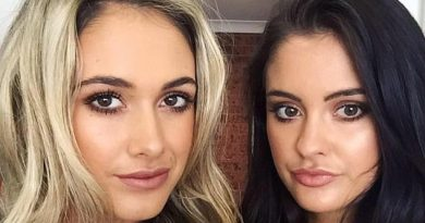 Australian model and her sister hurt in London nightclub attack,new