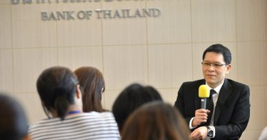 Bank of Thailand Governor Veerathai Santiprabhob