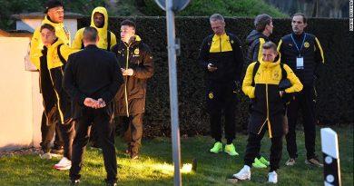 Dortmund player Marc Bartra injured in blast (2)
