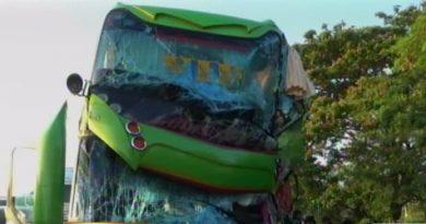 Pre-Songkran accident
