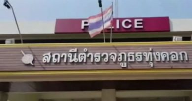 Suphanburi police station