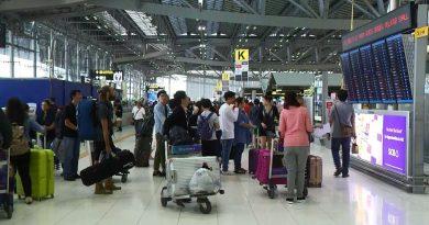 Suvarnabhumi Airpot