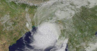 Cyclone Mora