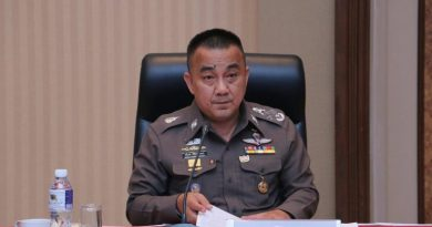 Deputy Commissioner-General Pol.Gen. Siwara Rangsiphrammanakul