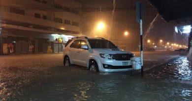 Floods in Nakhon Phanom