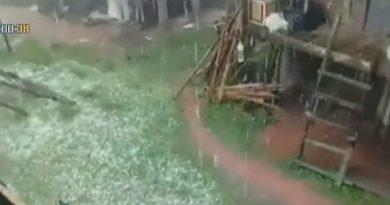 Hail storm Nakhon Phanom
