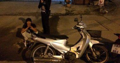Laudromat thief Phuket