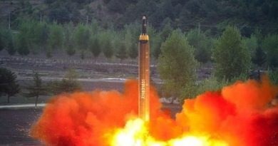 North Korea ballistic missile test new