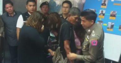 Pickpockets arrested in Bangkok