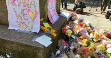 Tributes to Manchester concert attack victims