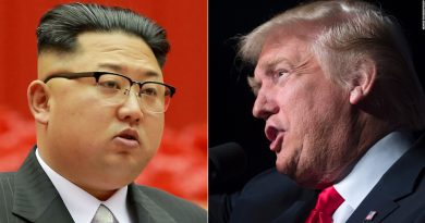 US President Trump and North Korea leader Kim Jong Un