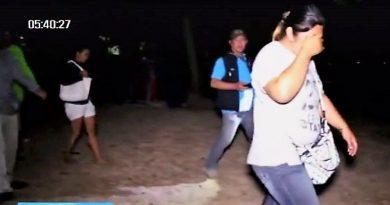 A Pattaya gambling suspect