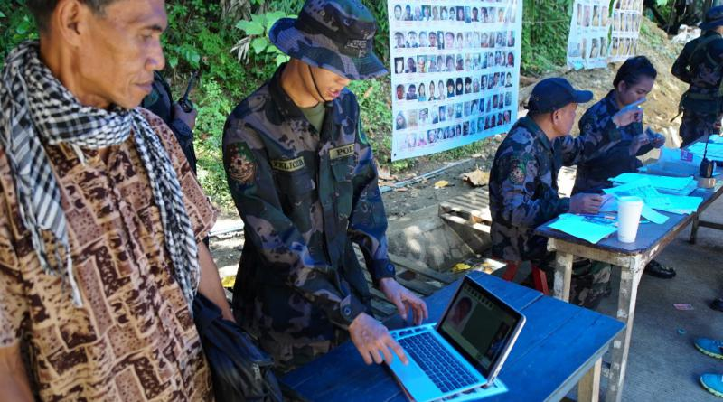 Battle against ISIS in Philippines
