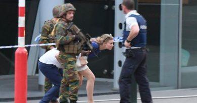 Brussels terror attack