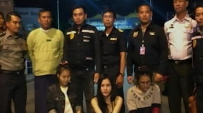 Karaoke bar girl accused killers