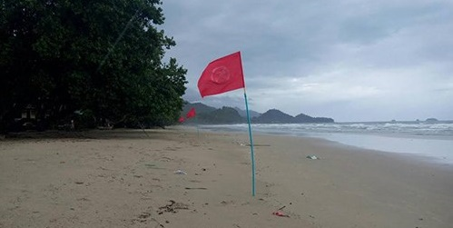 Koh Chang red flags