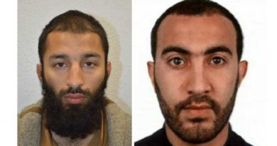 London bridge attackers new