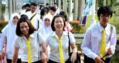 Prince of Songkhla Unviersity students