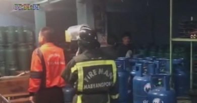 Rayong gas cylinder explodes