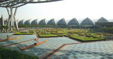 Suvarnabhmi airport