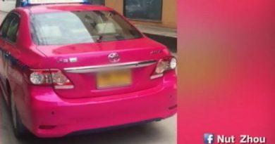Taxi cheats
