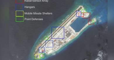 Chinese buildup in South China Sea,resized