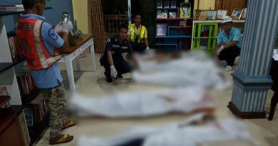 Krabi family killed